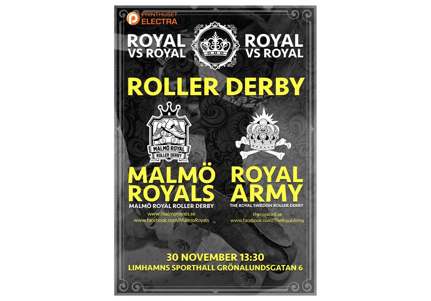A Royal Bout – Malmö vs. Stockholm